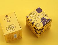 福砂屋FUKUSAYA × STARBUCKS RESERVE® ROASTERY TOKYO