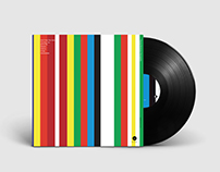 Vinyl Packaging Design: Thomas Brinkmann Retrospectiv