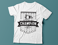 Intramural Champion Shirt