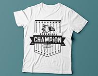 Intramural Champion Shirt