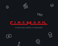 Cinemark App Concept Redesign
