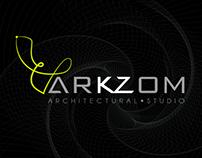 ARKZOM - Architectural Studio Branding