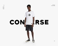 CONVERSE | UI/UX Design