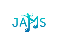 JAMS Logo Design