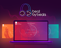 Interactive Site - Beat by Beats