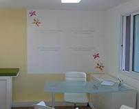 Consultório de pediatria