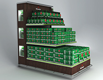 Perfect Shelf Heineken SCL