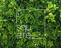 SQUARE Salon Re-Branding