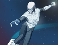 Silver Surfer The White Lantern