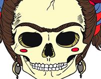 Frida Esqueleto