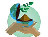 Permaculture Card design