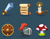 Game icons #2