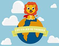 Las aventuras de Thunder - Cuento Infantil