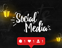 Posts Social Media | Candelaria Express