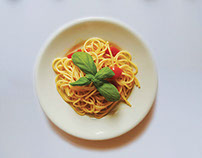 Spaghetti Infographic