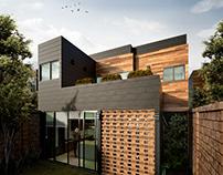 Casa Marbella (Proyecto) / 2020