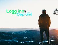 Logg inn: Oppland // 2017
