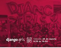 Django Girls Arapiraca | Campanha nas Redes Sociais