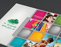 EL YASMINE - Catalog design