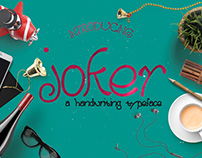 Joker Handwriting Typeface