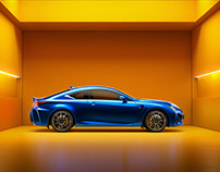 CGI Lexus