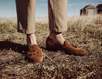 Cheaney Footwear SS19 Campaign