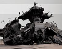Damage - Polysketch