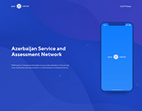 Azerbaijan Service and Assessment Network Mobile
