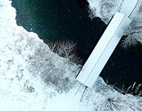 From ABOVE / Eustis Bridge