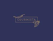Gourmista - Brand Identity