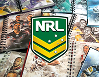 NRL Season Planner Artwork
