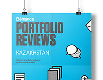 Behance Portfolio Reviews Astana, 2014