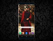 Samsung S8 Beautiful Psd Mockup