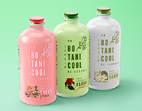 Botanicool Sucos Orgânicos   Brand Identity