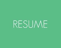 Arun's Resume