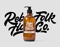Branding | Rebel Folk Hair Co.
