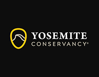 Yosemite Conservancy Rebrand