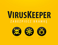 Symantec / VirusKeeper - Website / App