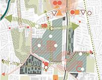 Análisis Urbano: In Der Wiesen Süd, Viena.
