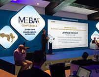 MEBAA Conference Morocco 2019 I Event Branding