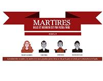 Infografía Localidad de Los Martires, Bogotá