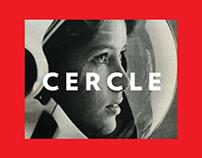 Ataraxia Night at Cercle's Poster Art