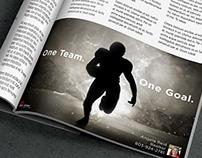 Half Page Print Ads