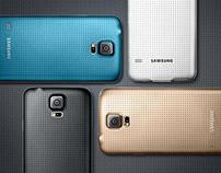 Samsung Galaxy S5 PDP