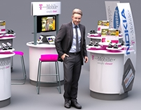 T-Mobile Point of Sale concept