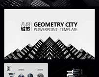 Commercial Presentation Template | Geometry City