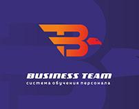 Разработка логотипа и фирменного стиля для BT