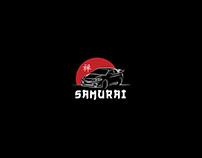 Logo for auto club