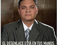 Campaña Postgrados ULatina, 2011