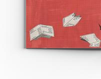 Álbum Ilustrado 'A História da Pips'
